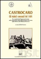Castrocaro. Gli Statuti comunali del 1404